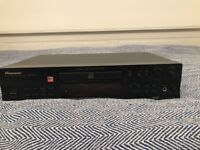 Pioneer PDR-609 CD Recorder/Player