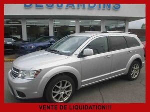 2011 Dodge JOURNEY FWD SXT CREW SXT Crew