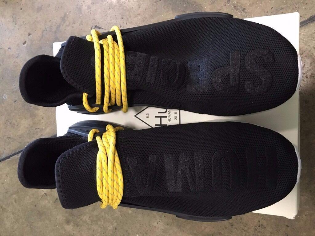 Adidas Pharrell Williams Human Race NMD TR Trail Oreo