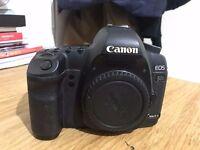 Canon 5d Mark II + Speedlite + Lense + Battery + Charger