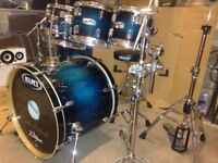 Mapex M Birch Fusion Shell Pack with Hardware