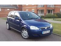 2006 Vauxhall Corsa 1.2 i 16v Design 5dr (a/c) **SERVICE HISTORY+2 OWNERS+CLEAN**