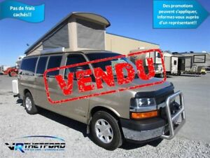 2010 New-West EXPEDITION 4x4 Chevrolet Express 1500