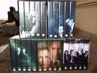 X-Files video box sets