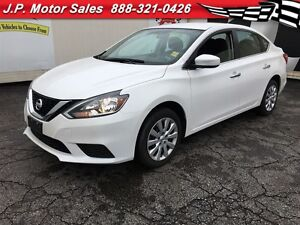 2016 Nissan Sentra S, Automatic, Bluetooth, Only 45,000km