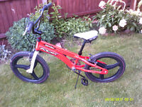 REEBOK BMX ONE OF MANY QUALITY BICYCLES FOR SALE