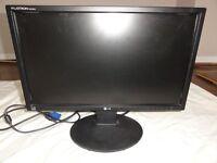 LG 21 inch Flatron monitor