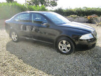 December 2007 Skoda Octavia 1.9 TDi, MOT to March 2017