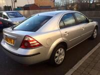 2006 Ford mondeo 1.8 1 year mot