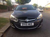 Vauxhall Astra 1.7 CDTi 16v SRi 5dr BLUETOOTH, C. CONTROL, LOW MILEAGE