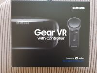 Gear VR Headset with Remote