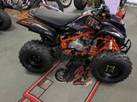 Kayo 125 Racing bull quad