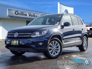 2012 Volkswagen Tiguan BLUETOOTH, HEATED SEATS, 4MOTION
