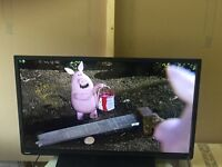 40 inch led toshiba with inbuilt DVD
