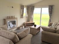 Reduced by £10,000 Cheap Static Caravan, Double Glazed near Clitheroe, Lancashire
