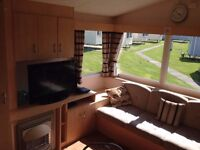 8 Berth Caravan for rent, 7-10 July 2017 £180, Craig Tara