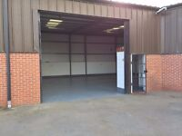 Industrial Unit TO LET - Flexible Terms 1717 sq ft (160m2)