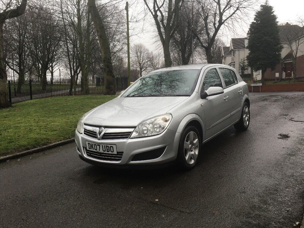 cb3ee4fc1e 2007 VAUXHALL ASTRA CLUB CDTI 5DR 1.7 DIESEL   DRIVES VERY GOOD + GREAT  FAMILY CAR + SPACIOUS