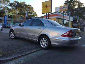 2004 MY05 Mercedes-Benz S350 L Luxury Sat NAV GPS Sunroof Low Ks Sutherland Sutherland Area Preview