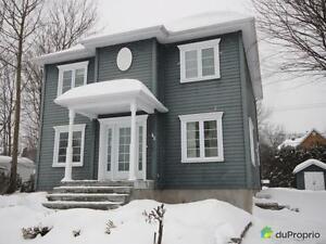 243 000$ - Maison 2 étages à vendre à Trois-Rivières