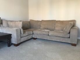 For sale - 4 seater corner couch from Next