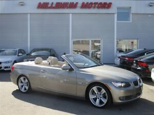 2008 BMW 335i i / CONVERTIBLE / SPORTS PKG / A MUST SEE