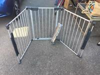 Large baby gate