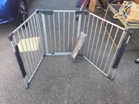 Large baby gate