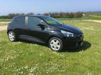 2013 Renault clio 0.9 TCE Expression + Black, 39k