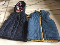 Boy's jackets 6-7 years old