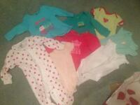 Girls clothing 12 months all for $15