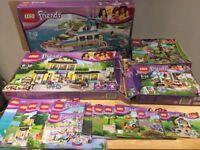 Lego Friends Mixed Lot