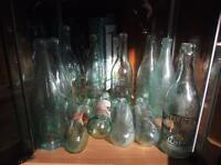 Montreal Soda and Ginger Beer Bottles Wanted