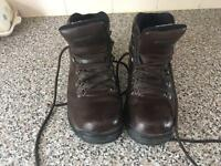 Hiking boots / walking shoes