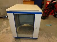 12U Data Cabinet Free Standing Rack with keys