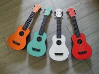 Mahilele soprano ukulele NEW four colours