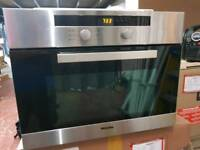 MIELE H4020BM combination microwave oven