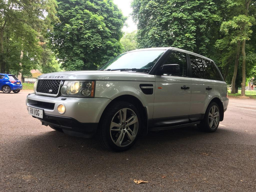 Range Rover Sports 2006 Private Plate 27 Tdi6 New Timing Belt Diesel Automatic 5 Ways Suspension In Luton Bedfordshire Gumtree