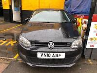 Volkswagen Polo 1.2 Black first to see you will buy only done 65000