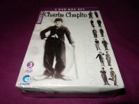The essential Charlie Chaplin dvd boxset (new)