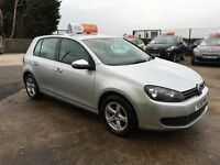 Late 2010 Volkswagen Golf 1.6 TDI Diesel **Low Mileage** *Full History* (leon,astra,megane,polo)