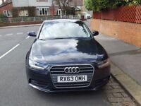 2013 63 Audi A4 2.0 TDI Technik 4dr Blue diesel *Sat Nav *Low CO2 Emission 112g/km* £30 Tax *