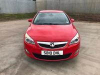 Vauxhall astra 2010 petrol 1.4 engine