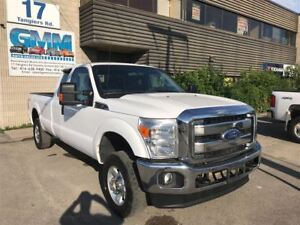 2012 Ford F-250 XLT Extended Cab Long Box 4X4 Gas
