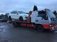 Raj recovery service vehicle breakdown and vehicle recovery