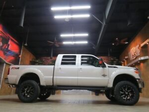 2016 Ford F-350 ** WHITE DIAMOND - LIFTED AND LOADED!! **