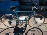 vintage mistral road/touring bike