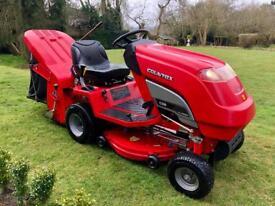 """Countax C330 Ride On Mower - 30"""" Deck & Powered grass collector - Kubota/John Deere"""