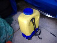 cooper peglar knapsack 20lt backpack sprayer professinal