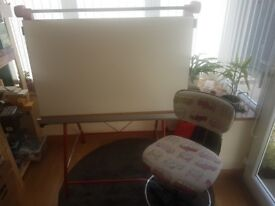 Draughtsmans Drawing Table / Technical Drawing Table